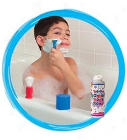 Shaving In The Tub Bath Toy