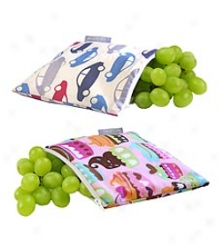Snack Happened™reusable And Washable Snack Bag