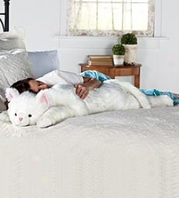 Snuggle Cat Body Pillow