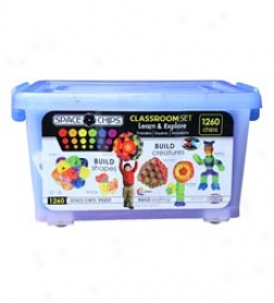 Space Chips Learn And Explore Classroom Set
