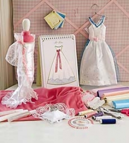 Special Occasion Fashion Design Kit