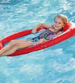 Spring Pool Floar