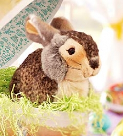 Steiff® Ultra-soft Big Plush Dossy Pet Rabbit