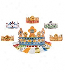 Sticky Mosaics® Crown Of Kings Kit