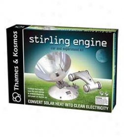 Stirling Engine Violin