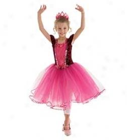 Sugar Plum Princess Costume Size Small (3-4)