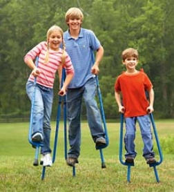 Super Pleasantry Adjustable Stilts