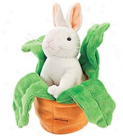 Sweet Stuffed Carrot With Bunny