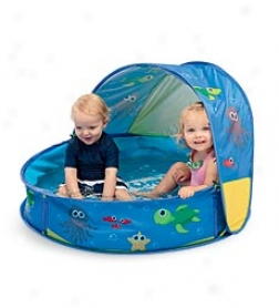 Three-in-one Sea Creatures Pop-up Pool
