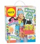 Akex Toys 3-piece Set Knot-a-lot Craft Kit