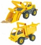 Dump Truck Ajd Fron-tend Loaser Eco-truck Special Save $5.98 On The Special!