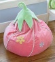 Strawberry Bean Bag Chairwill Ship Late Auguet 2011