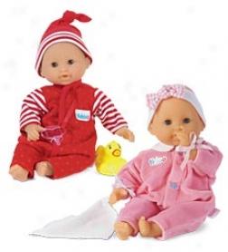 Tidoo Bath Baby Dolls By Corolle??