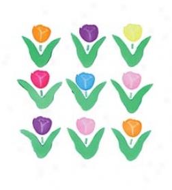 Tulip Garden Gelgems