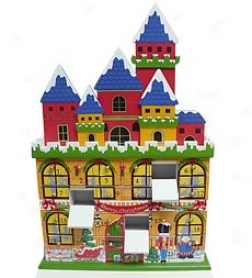 Woofen Castle Advent Calendardeal Of The Week - Good Through 11/28/11