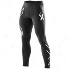 2xu Performance Compression Tight - Mens - Black