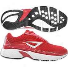 3n2 Zing Trainer - Mens - Red/white