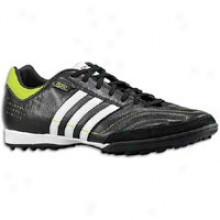 Adidas 11 Nova Trx Tf - Mens - Black/white/slime