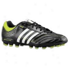 Adidas 11nova Trx Ag - Mens - Black/white/slime