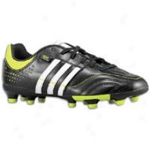Adidas 11nova Trx Fg - Big Kids - Blcak/white/slime