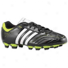 Adidas 11questra Trx Fg - Mens - Black/white/slime