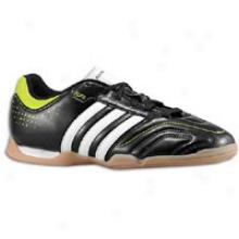 Adidas 11questra Trx In - Big Kids - Black/white/slime