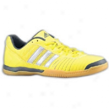 Adidas Adi5 Super Sala Ix - Mens - Lemon Peel/silver Metallic/dark Onix