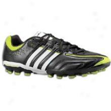 Adidas Adipure 11pro Trx Ag - Mens - Black/white/slime
