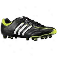 Adidas Adipure 11pro Trx Fg - Mens - Black/white/slime