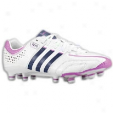 Adidas Adipure 11pro Trx Fg - Womens - Running White/night Sky/ultra Purple