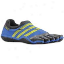 Adidas Adipure Barefoot Trainer - Mens - Prime Blue/phantom/high Energy