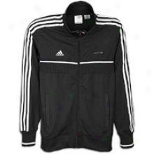Adidas Adipure Style Track Jacket - Mens - Black/black/white