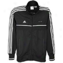 Adidas Adipure Style Track Jacket - Mens - Black/black/white