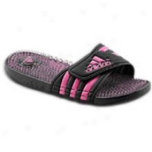 Adidas Axissage Fade - Womens - Black/intense Pink/black