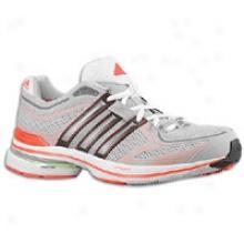 Adidas Adistar Salvation 3 - Mens - Metallic Silver/high Energy/neo Iron Metallic
