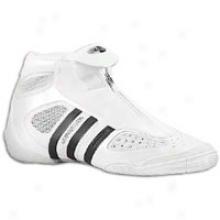 Adidas Adistar Wrestllng - Mens - White/black/white