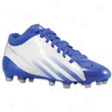 Adidas Adizero 5-star Mid - Mens - White/collegjate Royal/white