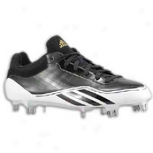 Adidas Adizero 5-tool - Mens - Black/white/old Gold