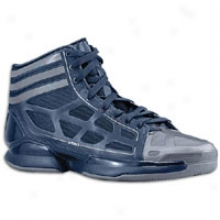 Adidas Adizero Crazy Light - Mens - Collegiate Navy/medium Lead/collegiate Navy