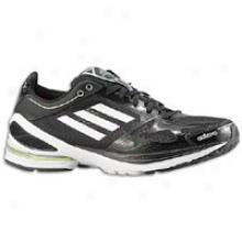 Adidas Adizero F50 2 - Mens - Black/white/silver