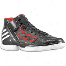 Adidas Adizero Rlse 2 - Mens - Black/red/white