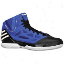 Adidas Adizero Rose 2.5 - Mens - Blue/black/white