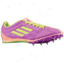 Adidas Arriba 3 - Womens - Ultra Purple/ultra Glow/ultra Bright