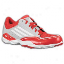 Adidas Az Pro Trainer - Mens - Grey/white/university Red