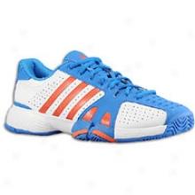Adidas Barricade Team 2 - Mens - Running White/high Energy/prime Blue