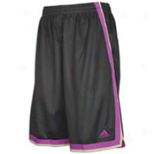 Adidas Beauyiful Warrior Short - Womens - Phantom/ultra Purple