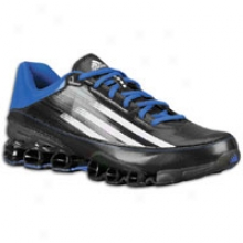 Adidas Bounce 5-star Trainer - Mens - Black/running White/collegiate Royal
