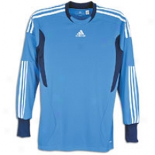 Adidas Campeon Goalkeepjng Jersey-  Mens - Fresh Blue/new Navy