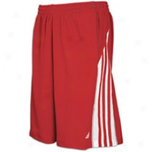 Adidas Clima365 Sport Short - Mens - Red-university Red/white/lead