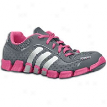 Adidas Climacool Leap - Womens - Dark Onix/metallic Silver/intense Pink